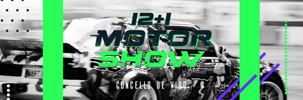Ya tenemos el cartel de MotorShow  12+1