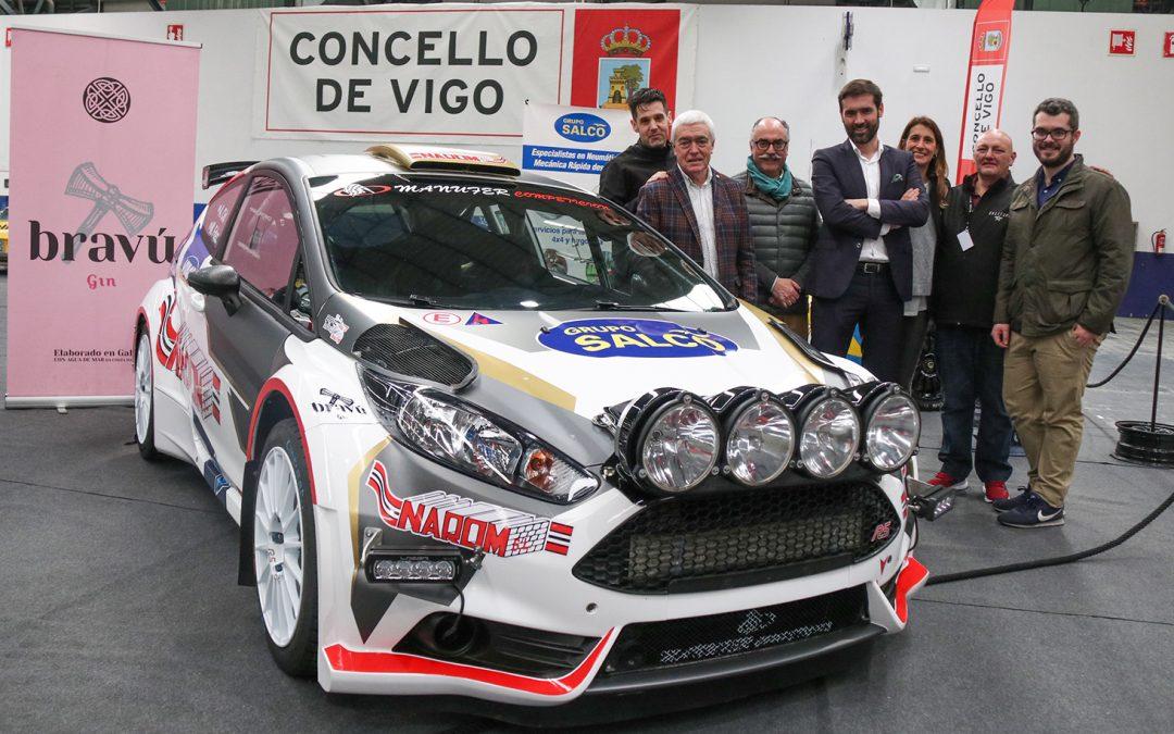 Inauguración Galiexpo MotorShow